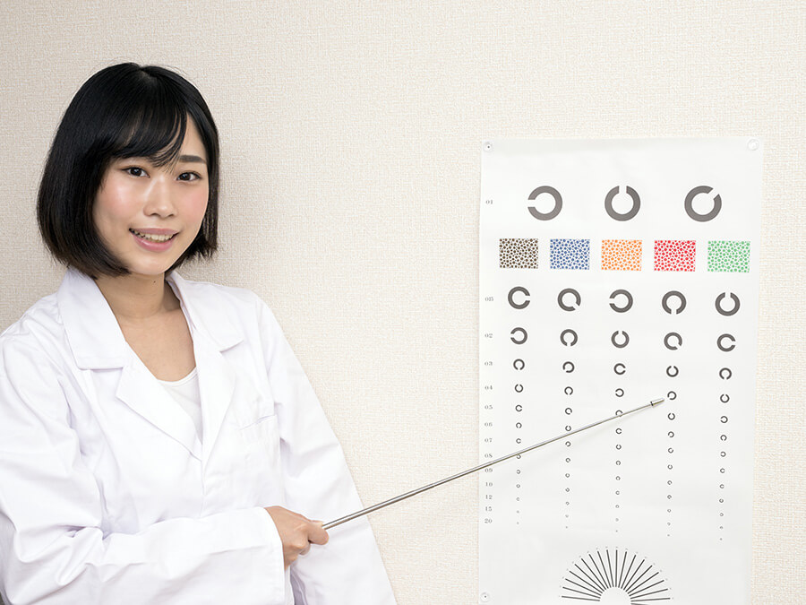 視能訓練士